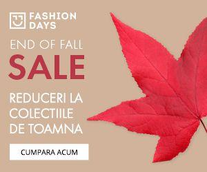 cupoane reducere  fashiondays.ro