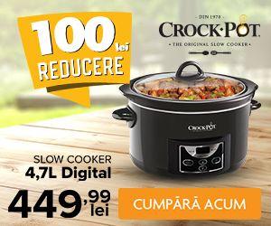 cupoane reducere  crockpot-romania.ro